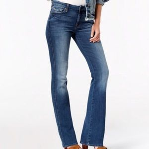 7 For All Mankind Boy Cut Jeans